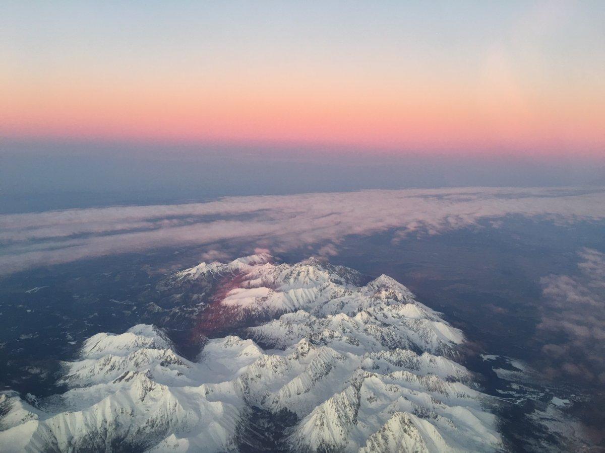 215 Оказывается, пилоты пассажирских авиалайнеров — лучшие фотографы