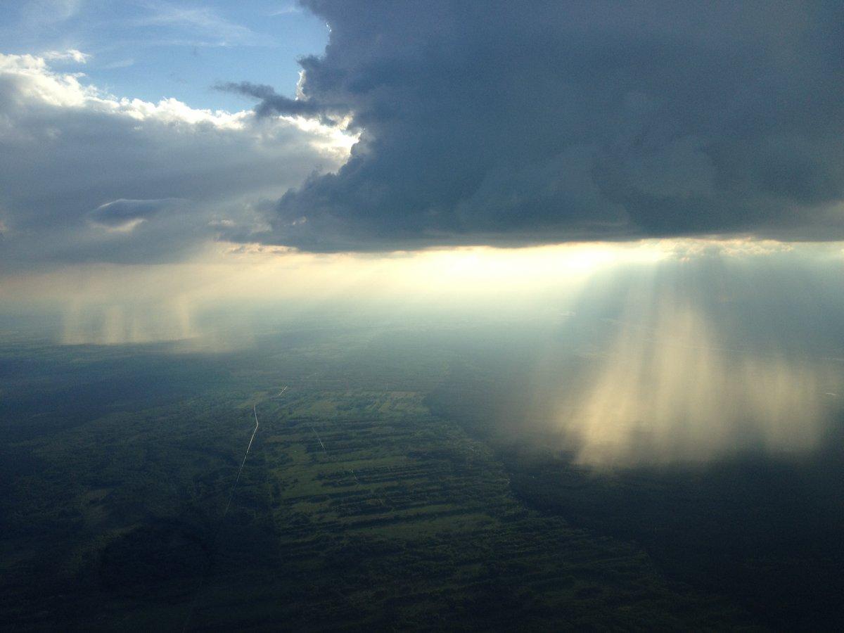 314 Оказывается, пилоты пассажирских авиалайнеров — лучшие фотографы