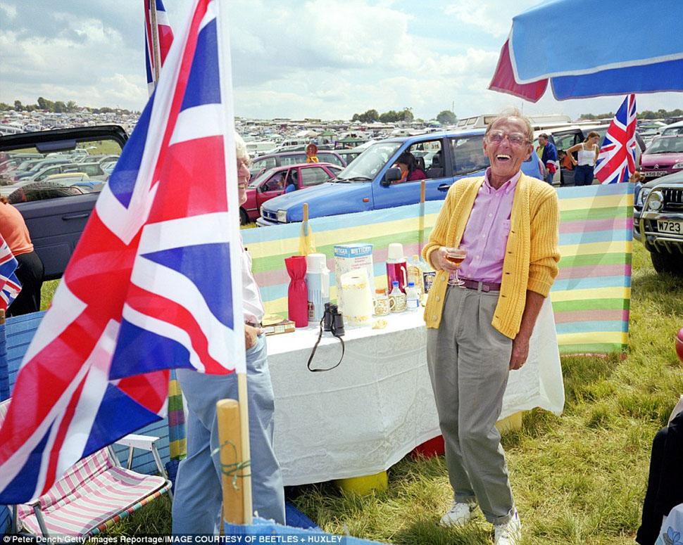 Что значит быть британцем: фотовыставка о повседневной жизни островов с 1920-х годов