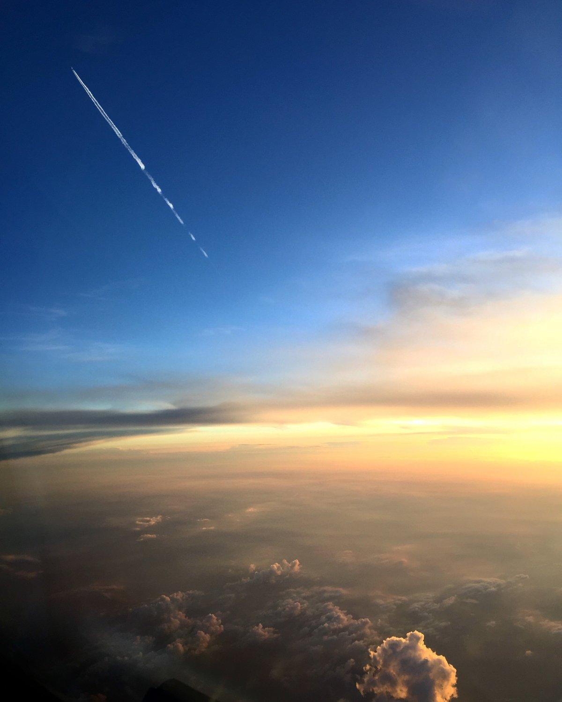 513 Оказывается, пилоты пассажирских авиалайнеров — лучшие фотографы