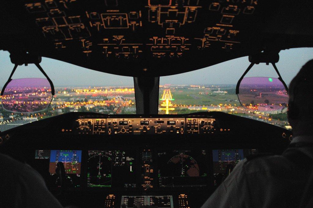 612 Оказывается, пилоты пассажирских авиалайнеров — лучшие фотографы