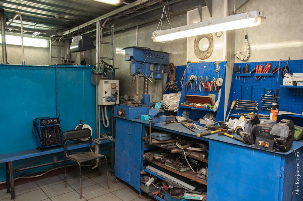сильно фото мастерских токарный цех частного сектора тельца
