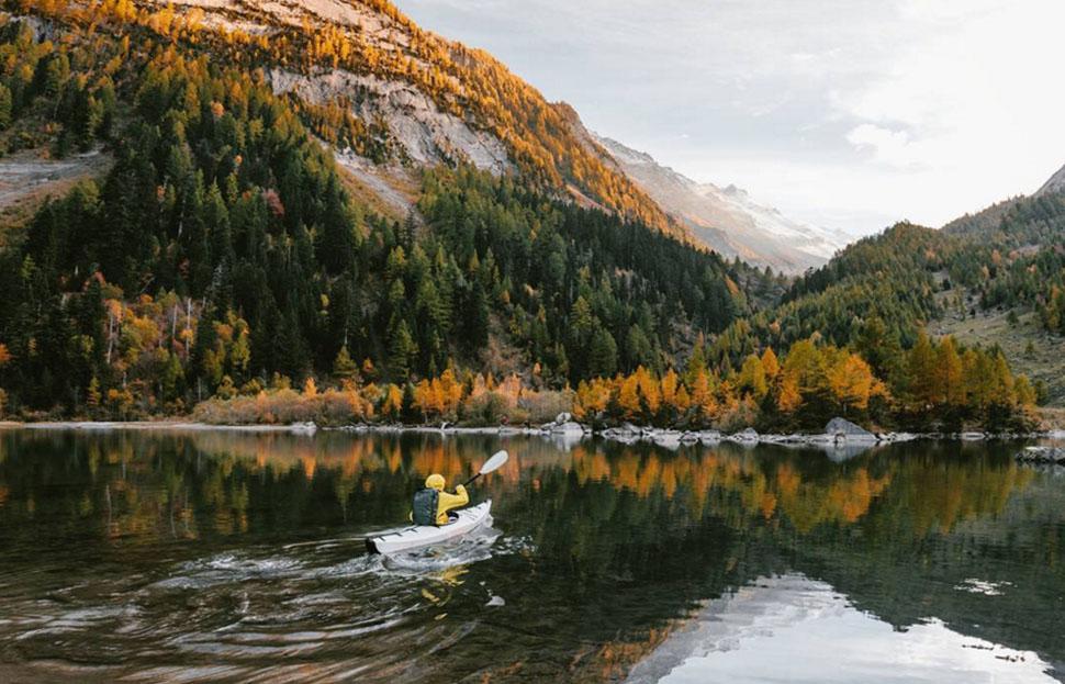 Путешественник, прославившийся в Instagram благодаря невозможно красивым снимкам природы со всего света
