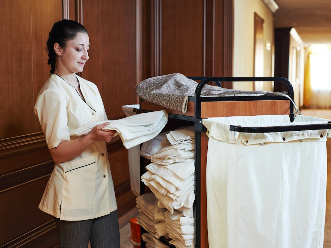 report on maintenance housekeeping for 5 star hotel