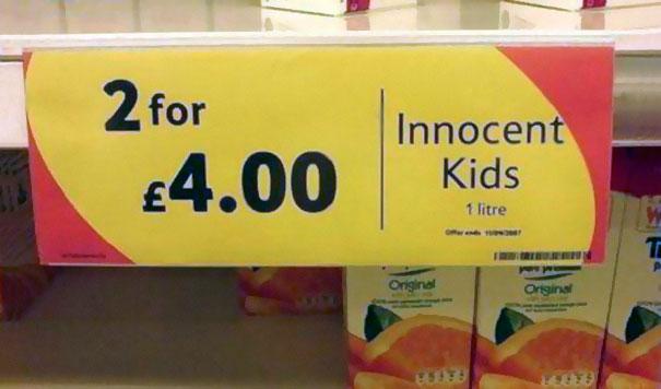 16 bombeznaya failures in supermarkets