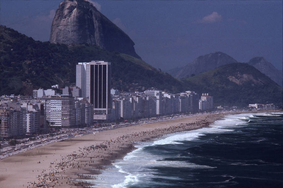 Archive photo Rio de Janeiro 70 years