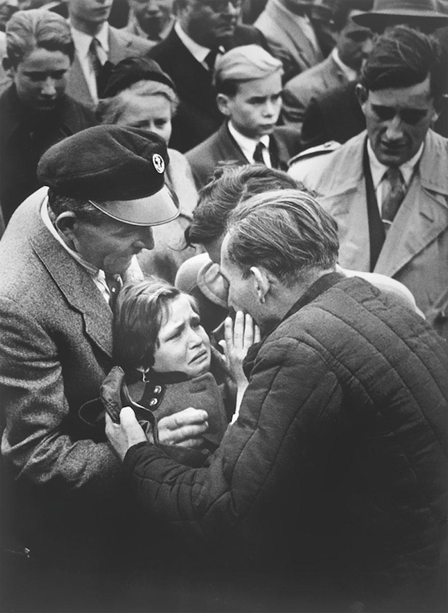 Архивные фотографии, которые запечатлели редкие исторические моменты Архивные фотографии, которые запечатлели редкие исторические моменты 154