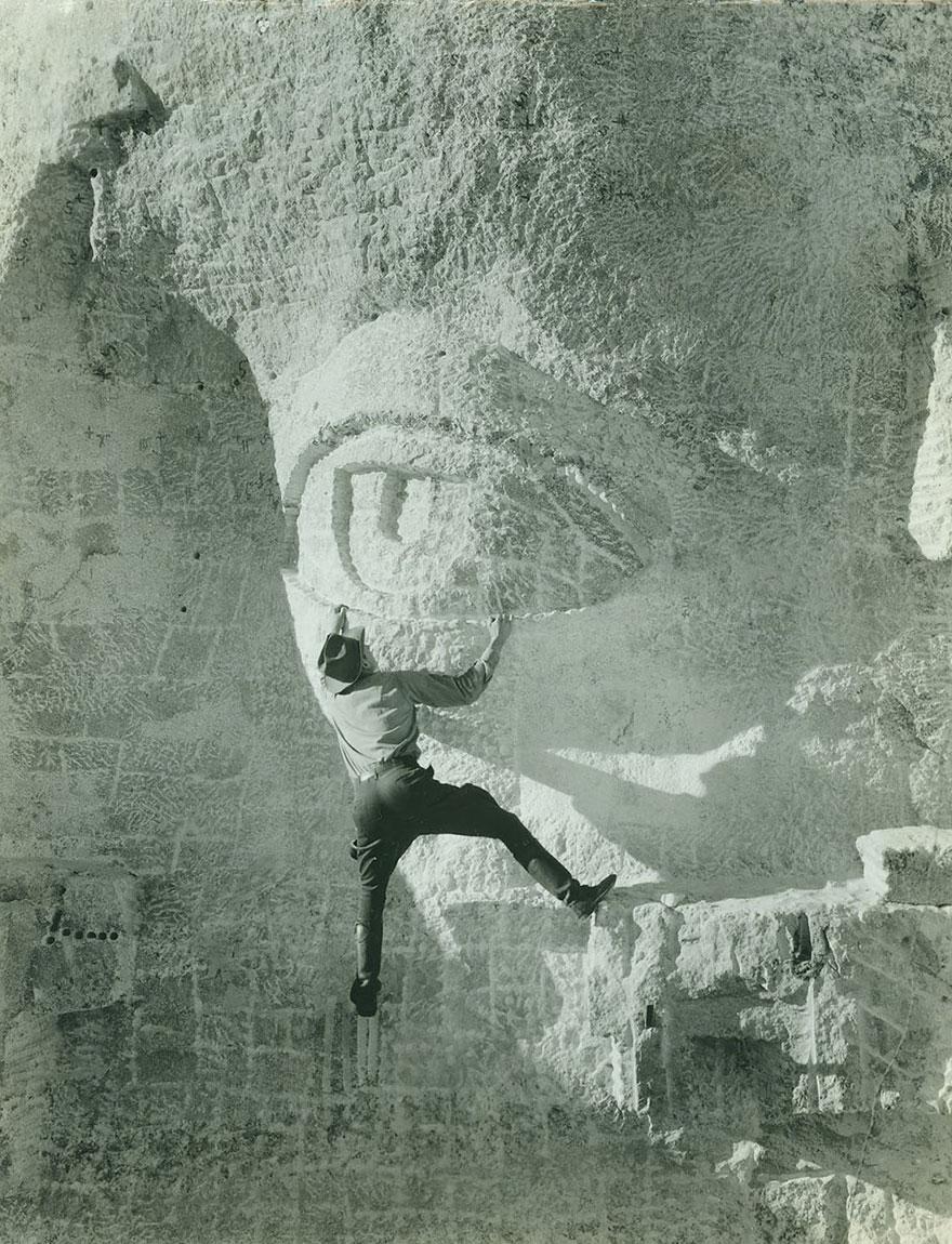 Архивные фотографии, которые запечатлели редкие исторические моменты Архивные фотографии, которые запечатлели редкие исторические моменты 252