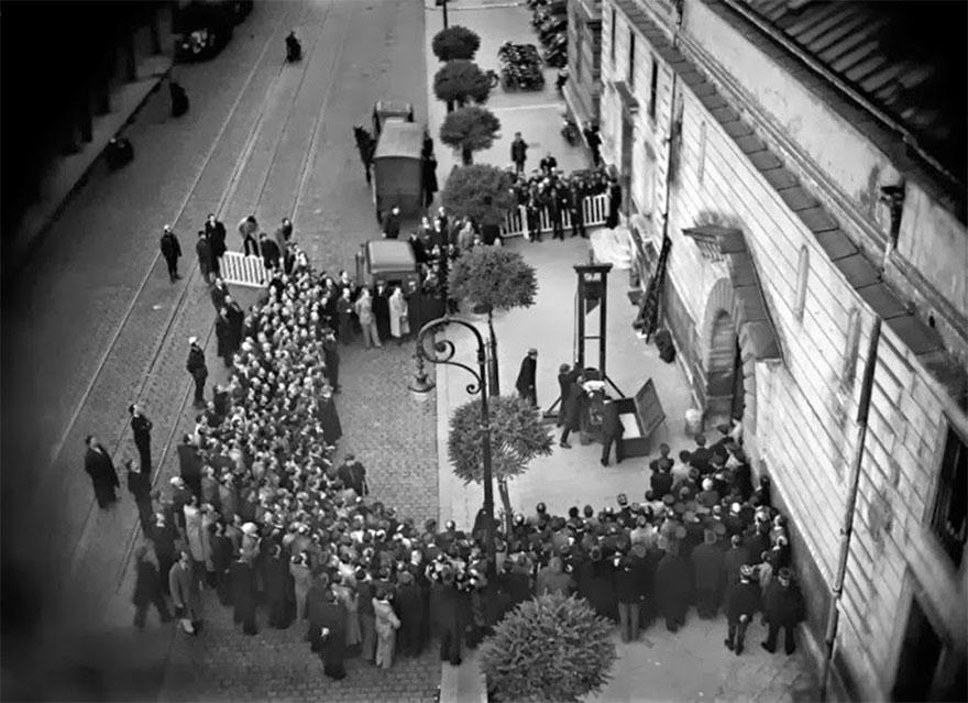 Архивные фотографии, которые запечатлели редкие исторические моменты Архивные фотографии, которые запечатлели редкие исторические моменты 282