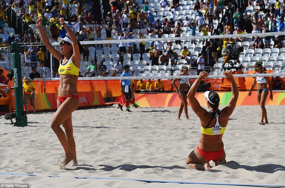 одном фото олимпиады пляжный волейбол том