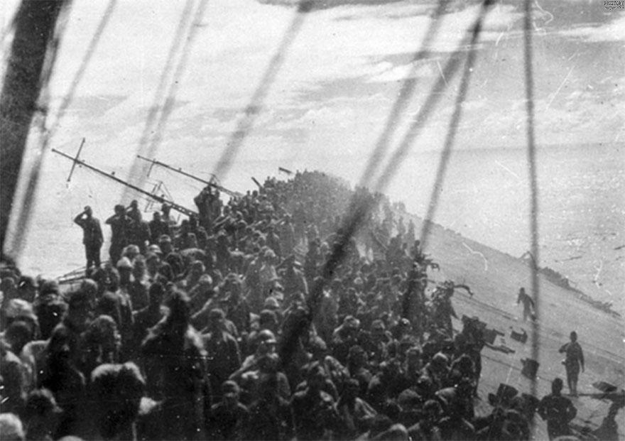 Архивные фотографии, которые запечатлели редкие исторические моменты Архивные фотографии, которые запечатлели редкие исторические моменты 352