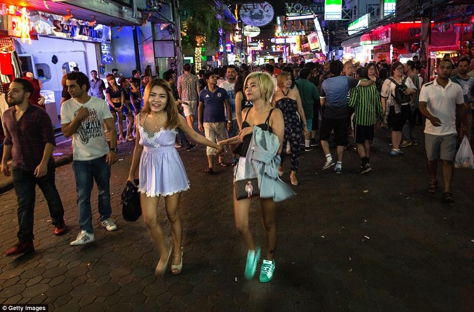 Таиландская секс туризм