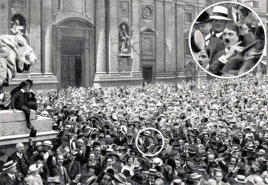 Архивные фотографии, которые запечатлели редкие исторические моменты Архивные фотографии, которые запечатлели редкие исторические моменты 372