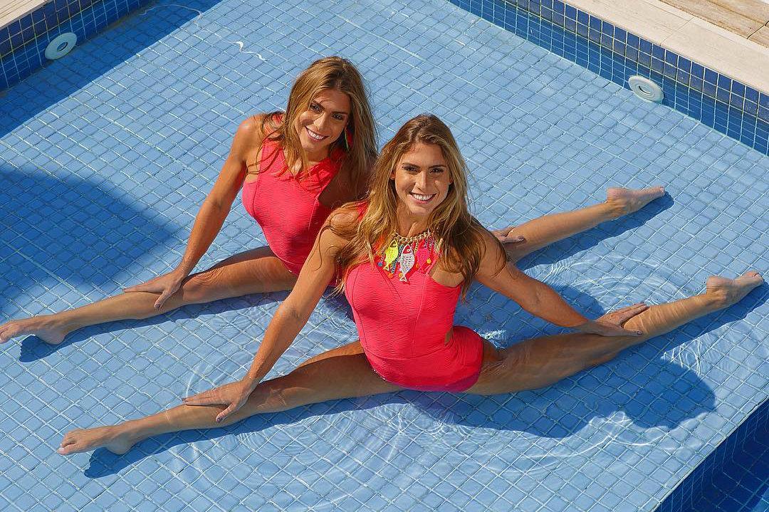 Самые сексуальные близнецы южной америки