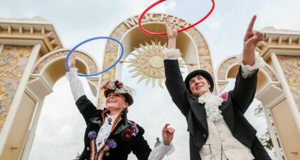 В День города Москву украсят уникальные арки
