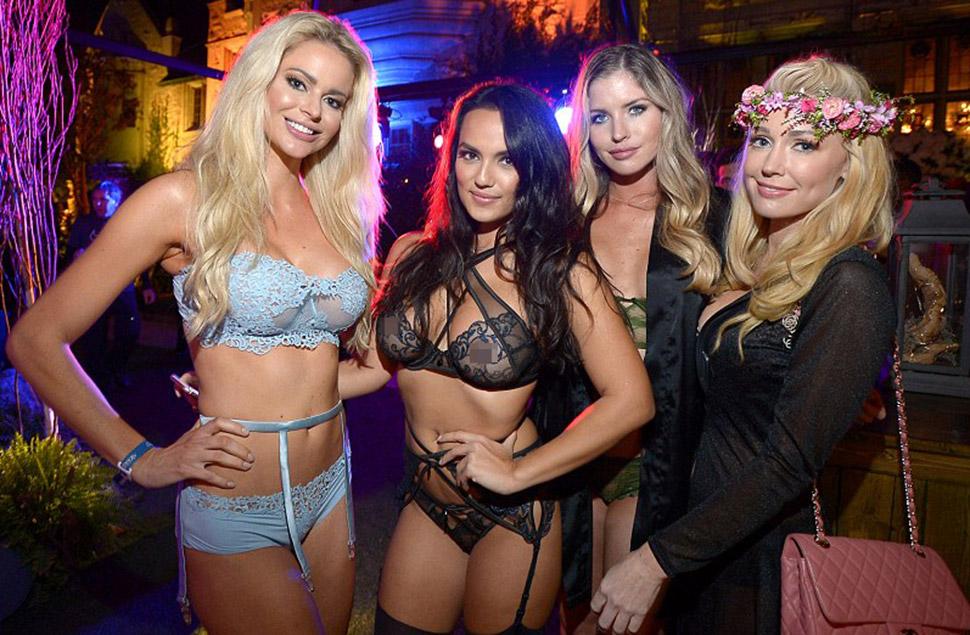 Секс вечеринки от плейбой