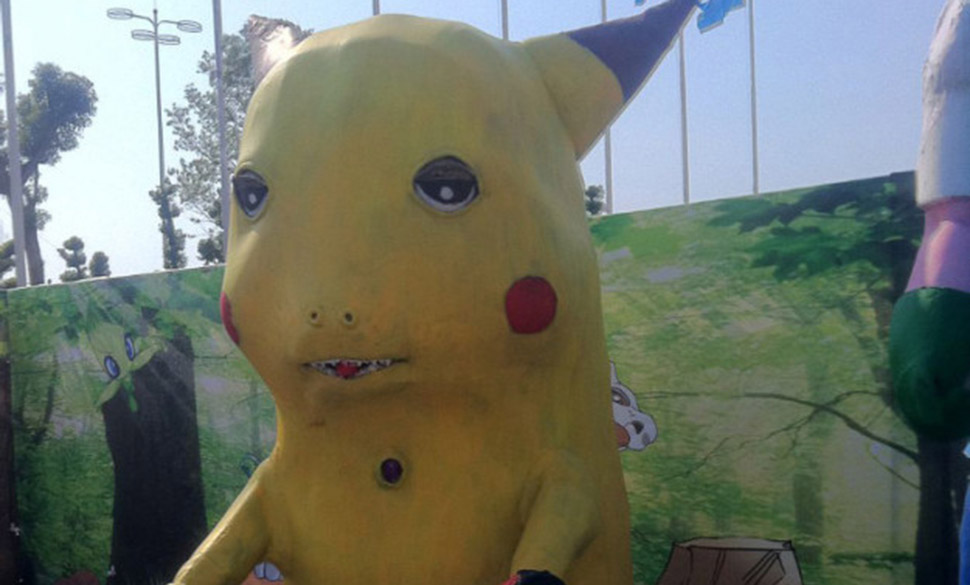17 жутких фотографий, которые заставят вас сказать Пикачу «не хочу!»