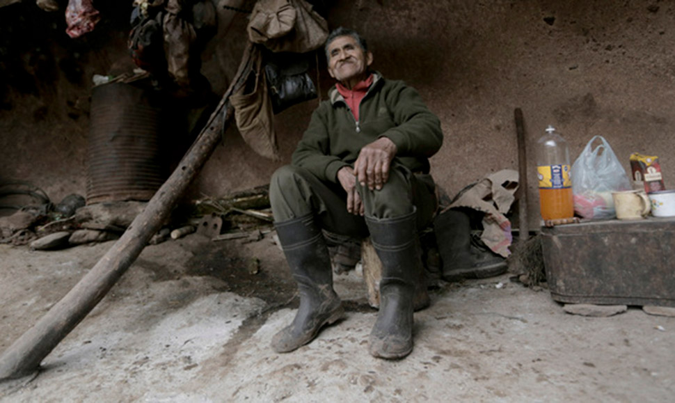 Пещерный человек XXI века: 40 лет в аргентинских горах без благ цивилизации