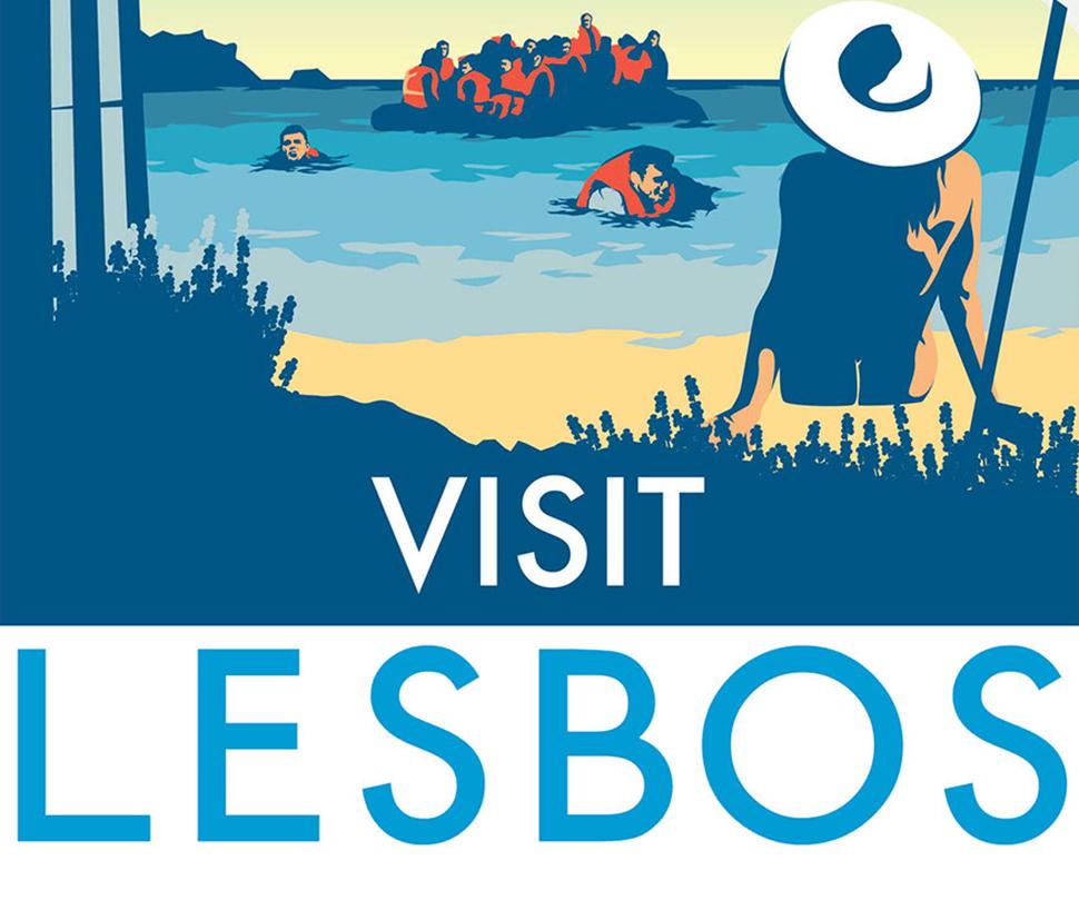 Слишком честные туристические ретро-плакаты