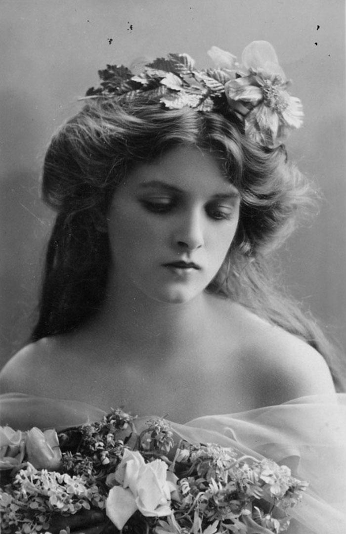 most beautiful women culturainquieta - 11 самых красивых женщин начала XX века