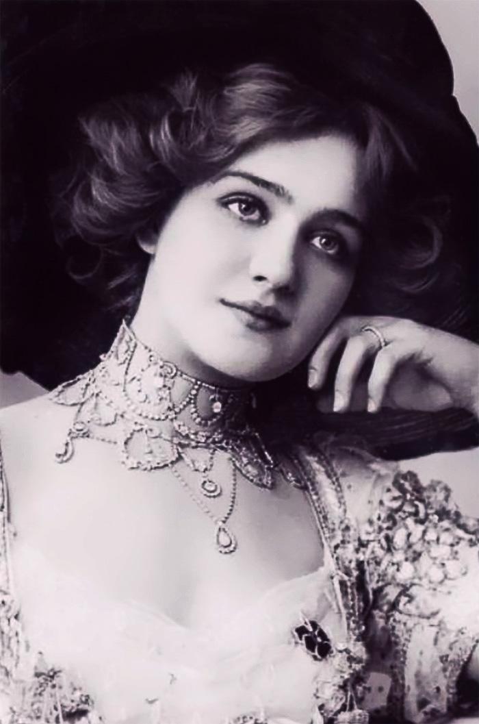 most beautiful women culturainquieta1 - 11 самых красивых женщин начала XX века