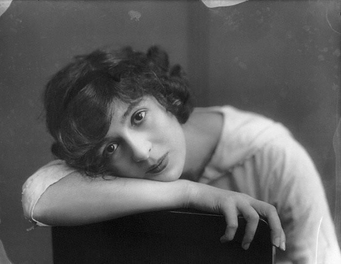 most beautiful women culturainquieta10 - 11 самых красивых женщин начала XX века
