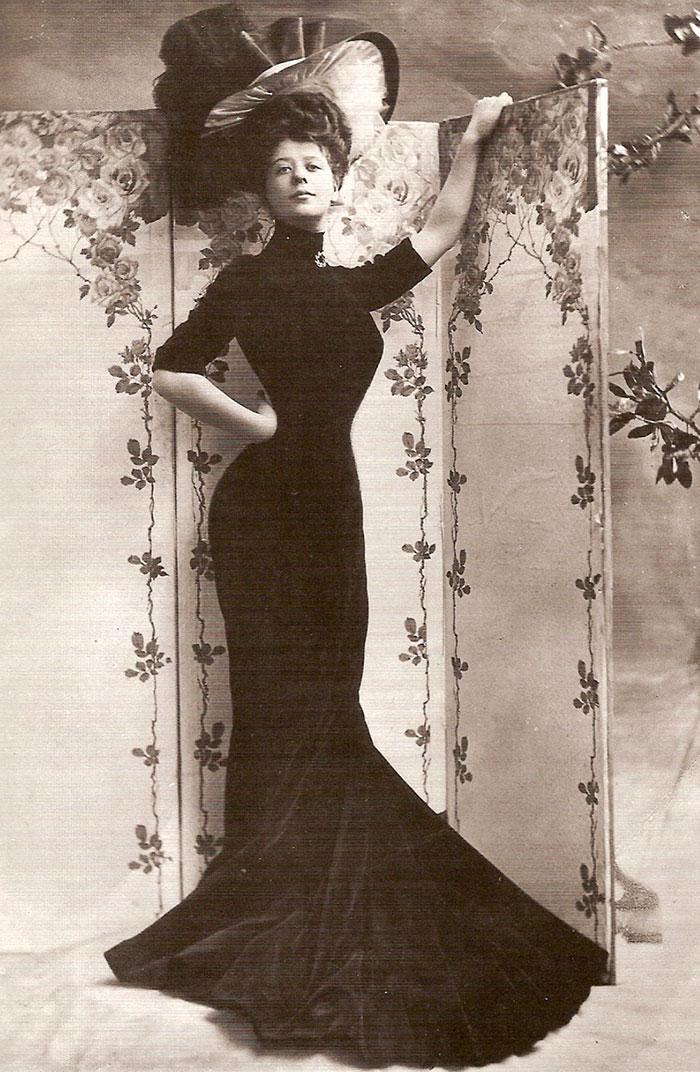 most beautiful women culturainquieta12 - 11 самых красивых женщин начала XX века