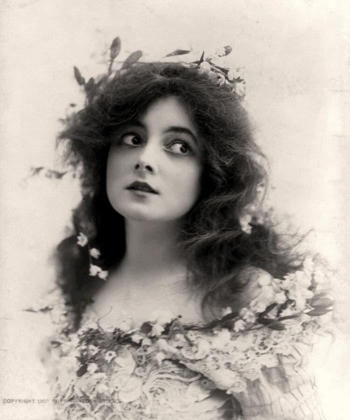 most beautiful women culturainquieta2 - 11 самых красивых женщин начала XX века