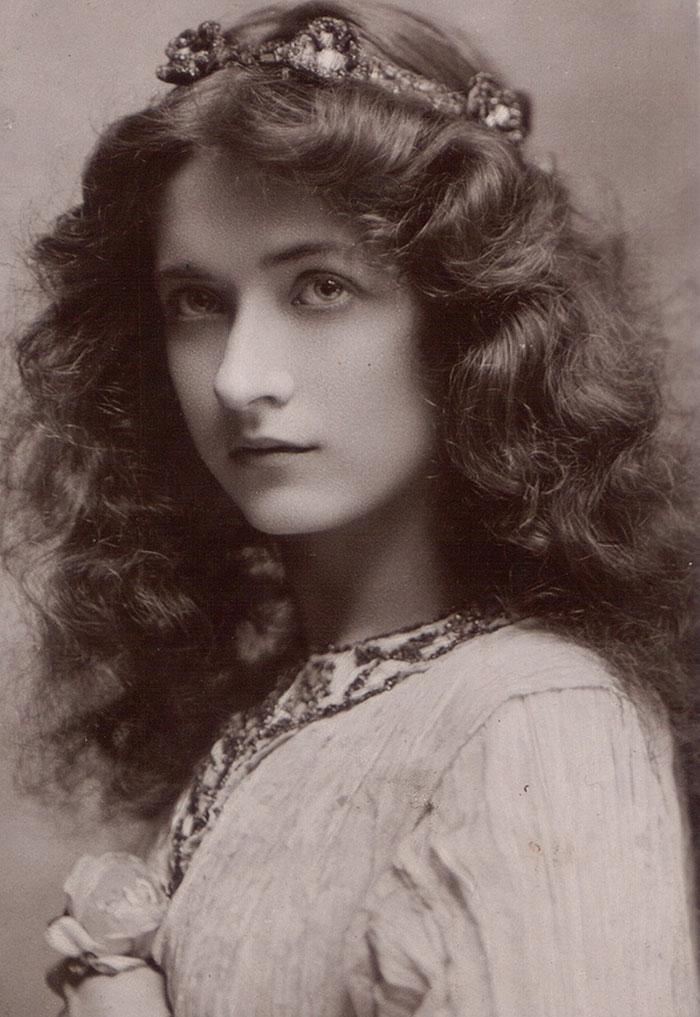 most beautiful women culturainquieta3 - 11 самых красивых женщин начала XX века