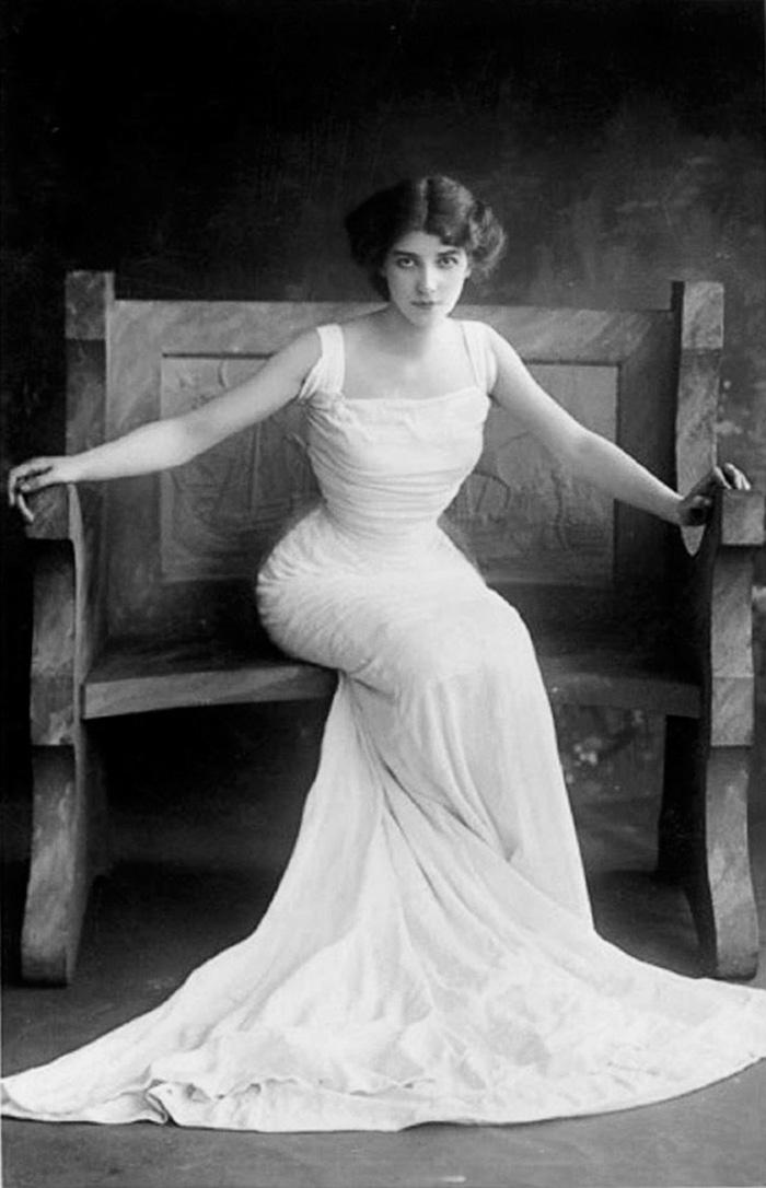 most beautiful women culturainquieta6 - 11 самых красивых женщин начала XX века