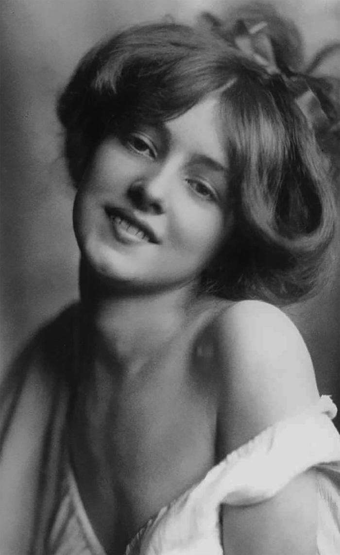 most beautiful women culturainquieta8 - 11 самых красивых женщин начала XX века