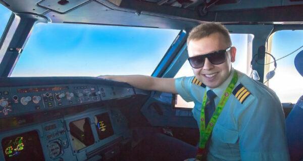 Первым делом — самолеты: российский пилот стал звездой Instagram