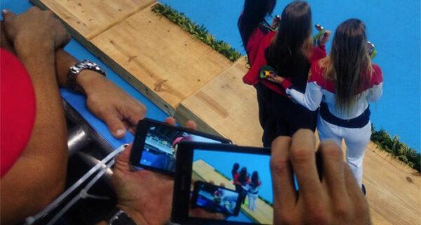 Как мы вместе с российскими гимнастками ждали победы и другие истории из закулисья олимпийского Рио