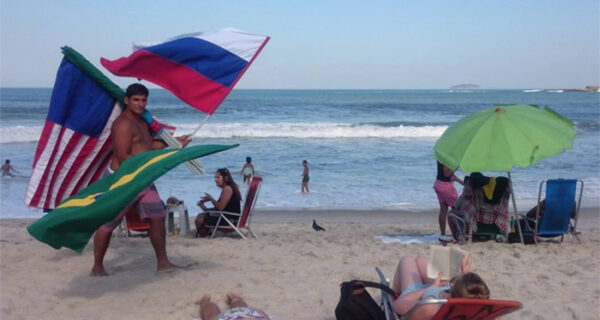 Инсайды Олимпиады в Рио-де-Жанейро