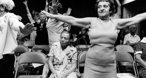 Как тусовались старики из еврейской общины Майами-Бич в начале 80‑х