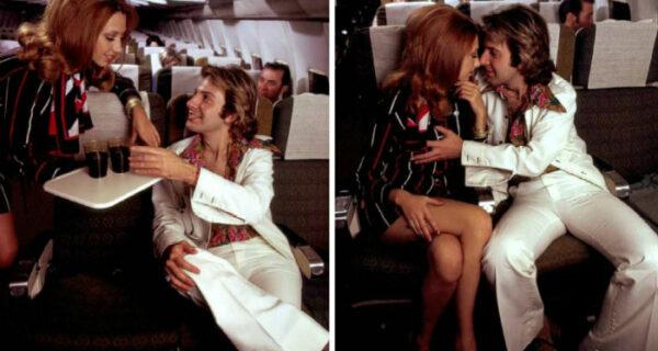 Стюардессы 60‑х должны были быть сексуальными и одинокими