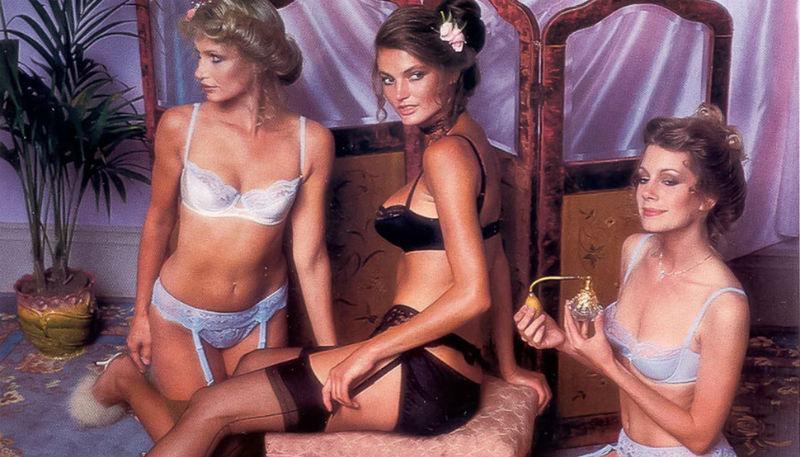 d70c1dcd5b971 Каталог Victoria's Secret 1979 года • НОВОСТИ В ФОТОГРАФИЯХ