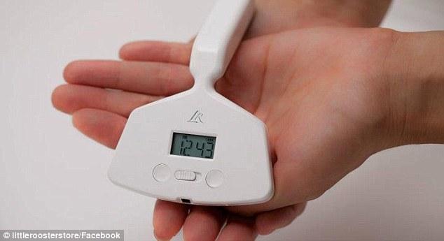 Этот будильник-вибратор позаботится о том, чтобы женщина начала день с оргазма