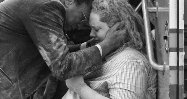 Снимки британца Фила Пенмана, который оказался на месте теракта <sup class=