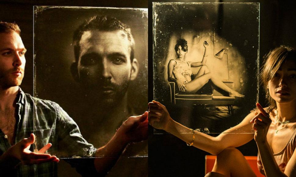 По старинке: фотограф использует 160-летнюю камеру, чтобы делать зловеще прекрасные снимки