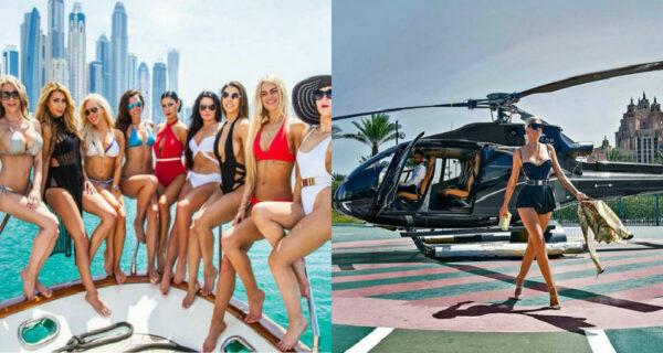 Отпрыски нефтяных королей: как тусуются богатенькие детишки Дубая
