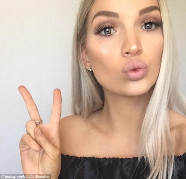 120 - Бьюти-блогер показала, как увеличить грудь с помощью макияжа