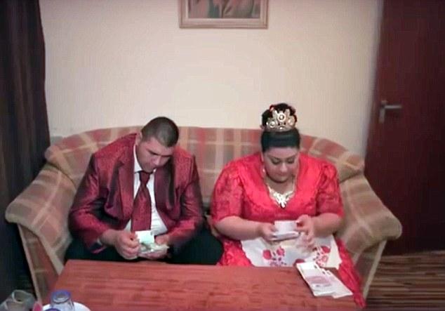 Дорого-богато: цыганская свадьба с платьем за 175 тысяч долларов и дождем из