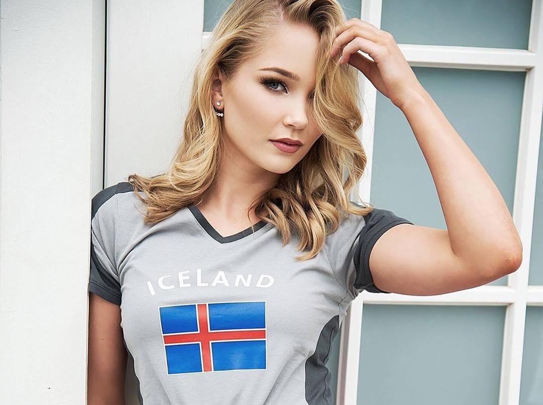 Организатор конкурса красоты предложил «мисс Исландии» перестать есть