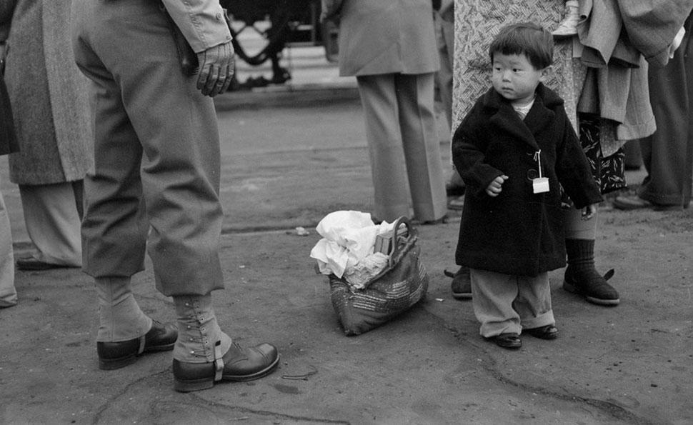 Как этнических японцев выдворяли из США после Перл-Харбора