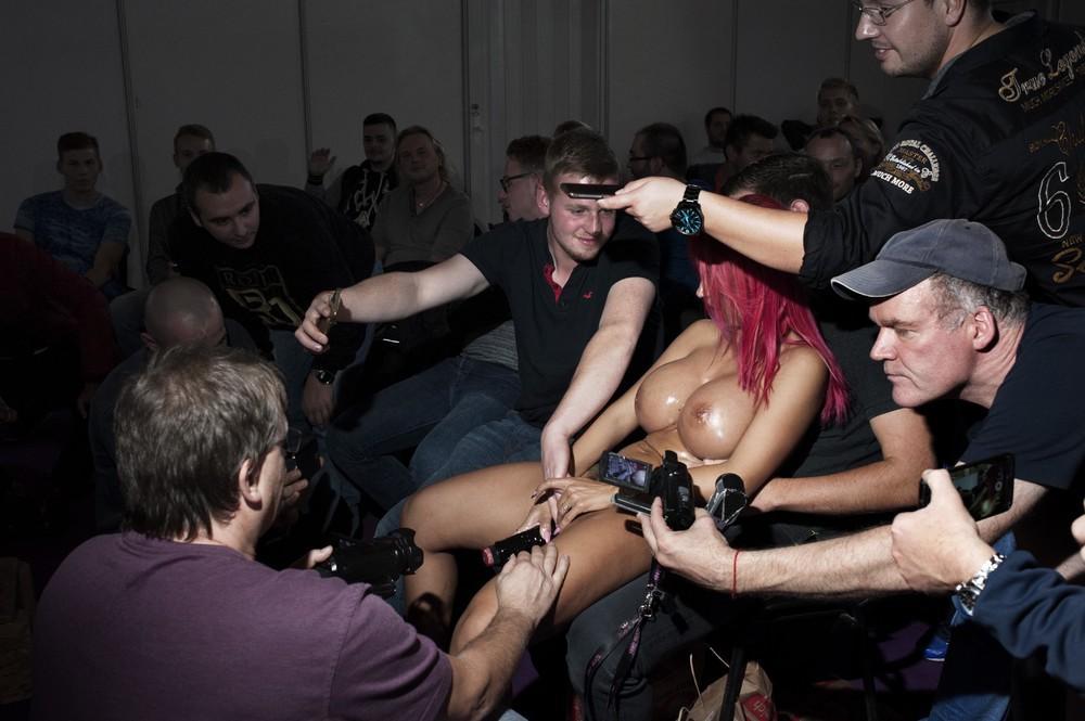 Секс фестиваль европейских порнозвезд