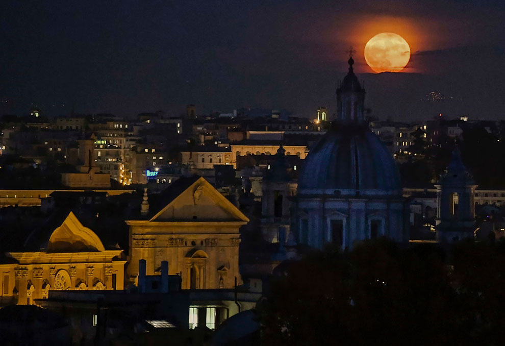 луна в риме фото готов бороться