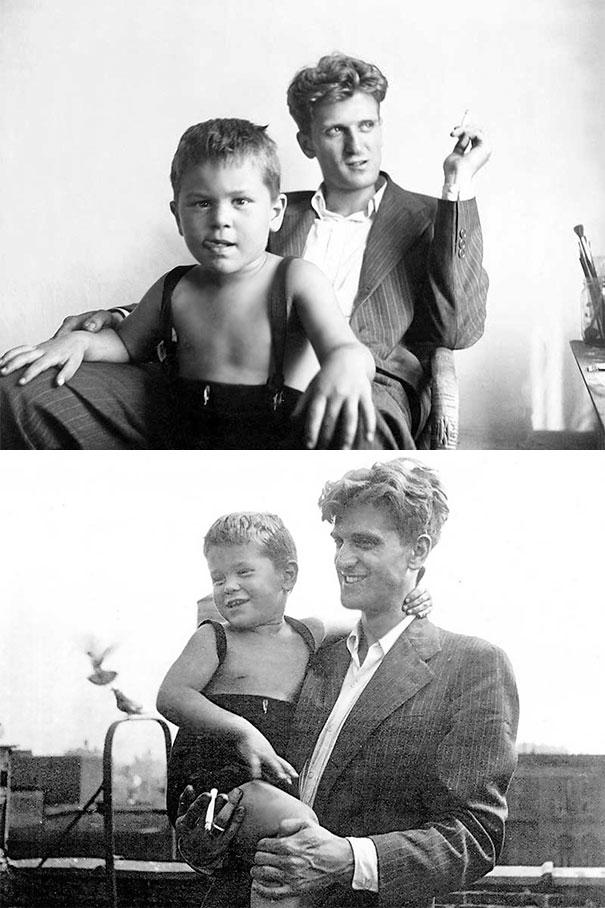 Старые фотографии знаменитостей, которые вы еще не видели