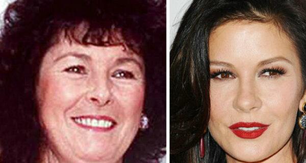 Кто лучше выглядит: известные актрисы или их матери в том же возрасте