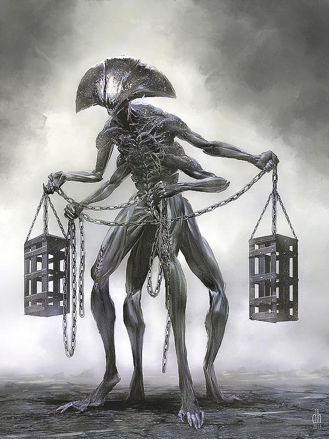 Хоррорскоп: жуткие и грозные знаки зодиака
